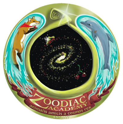 Zoodiac Academy Coat of Arms